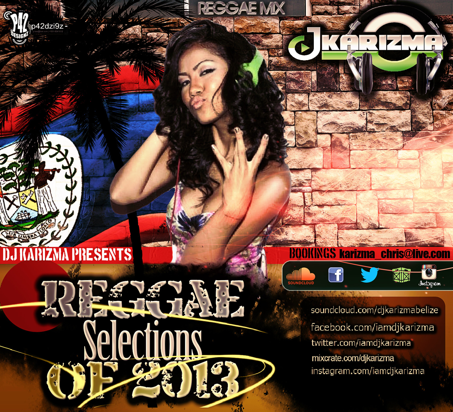 REGGAE SELECTIONS OF 2013