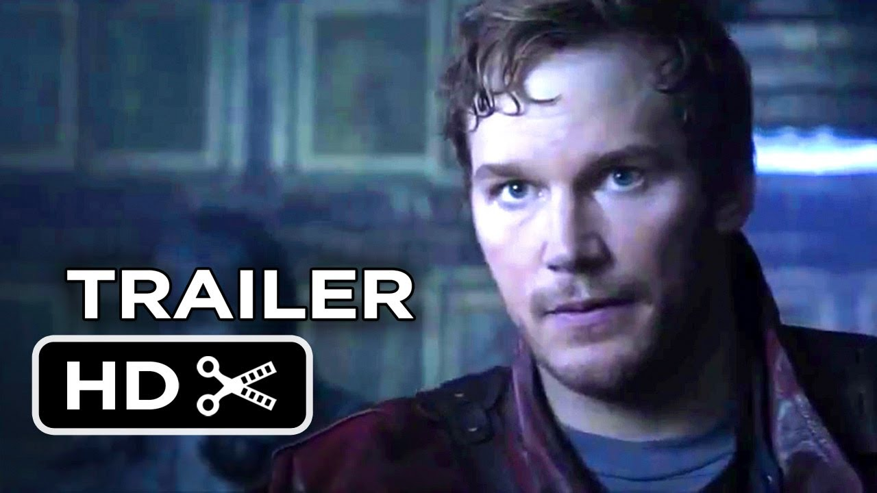 Guardians of the galaxy 2014 movie trailer yardhype