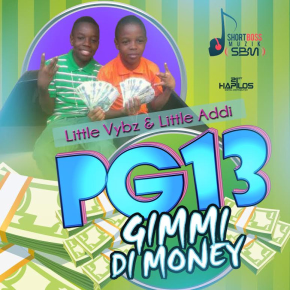 Vybz Kartel Musical Legacy Continues With His Sons Little Vybz & Little Addi yardhype
