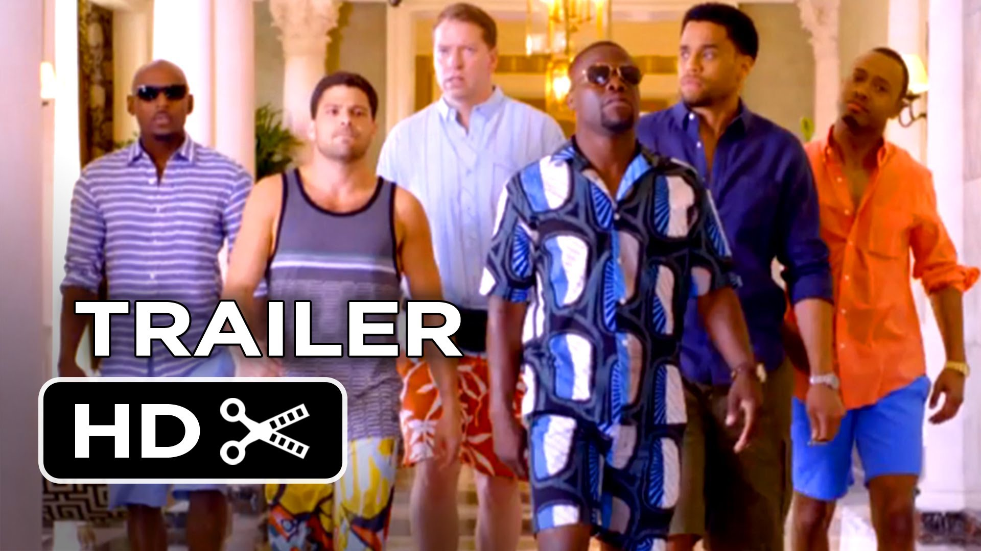 Think like a man too 2014 kevin hart movie trailer